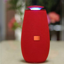 Load image into Gallery viewer, Colorful LED Lights Bluetooth Speaker - A&M Executive Services LLC