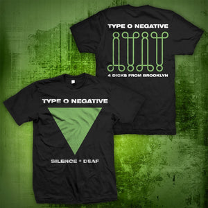 Type O Negative | Silence T-Shirt