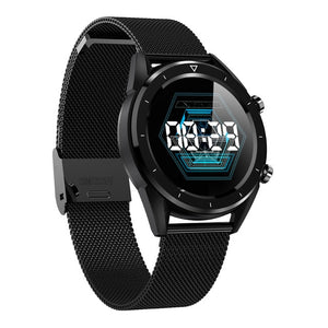 DT58 Smart Bracelet With Heart rate Monitor ECG Blood Pressure IP68 Fitness Tracker Wrisatband Smart Watch - A&M Executive Services LLC