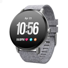 Load image into Gallery viewer, COLMI V11 Smart watch IP67 waterproof Tempered glass Activity Fitness tracker Heart rate monitor BRIM Men women smartwatch - A&M Executive Services LLC