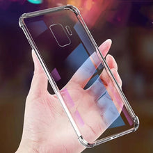 Load image into Gallery viewer, Transparent Phone Cases For Samsung S8 Plus Case For Samsung S8 Case Soft Cover For Samsung Galaxy S10 Lite S9 A8Plus A6 A7 2018 - A&M Executive Services LLC