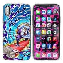 Load image into Gallery viewer, Silicone Case Cover for iPhone XS X Max XR 7 8 6 6s Plus 5 5S SE 5C 7Plus 7+ Phone Cases Coque Dragon Ball Z Anime Goku Cartoon - A&M Executive Services LLC