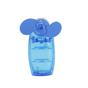 Mini Portable Pocket Fan Cool Air Hand Held Travel Battery Powered Blower Electric Cooler - A&M Executive Services LLC