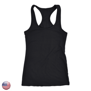 Women's Next Level Racer back Tank - A&M Executive Services LLC