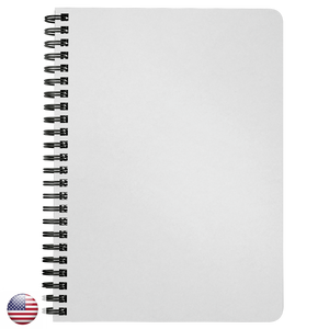 Spiral Notebook-Design Included - A&M Executive Services LLC