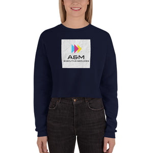 Crop Sweatshirt - A&M Executive Services LLC