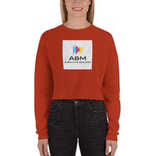 Load image into Gallery viewer, Crop Sweatshirt - A&M Executive Services LLC
