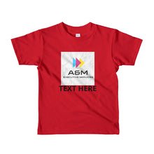 Load image into Gallery viewer, Short sleeve kids t-shirt - A&M Executive Services LLC