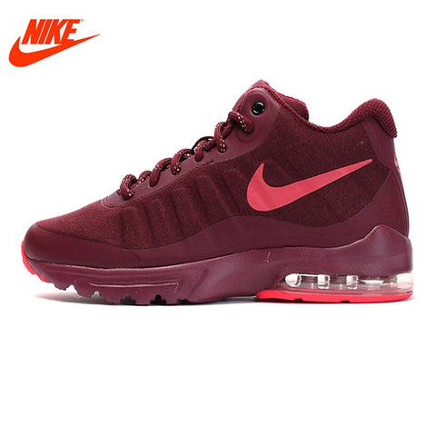 b06652f5783 NIKE Authentic Winter AIR MAX INVIGOR MID Women s Running Shoes Sports  Sneakers Female Outdoor Comfortable Top