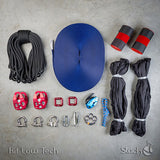 Kit Low Tech 35/50m