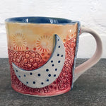 Crescent Moon Mug no.2