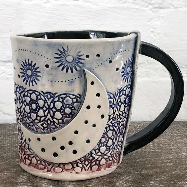 Crescent Moon Mug no.3