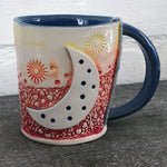 Crescent Moon Mug no.5