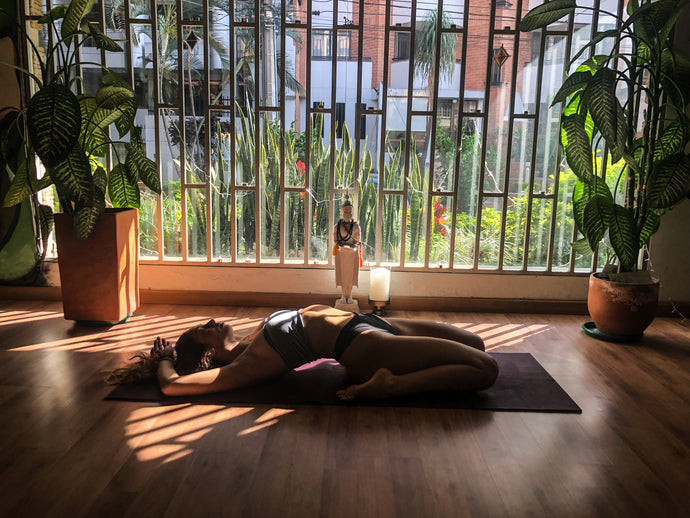 self-love spotlight: yin yoga for moon cycles (or whenever)