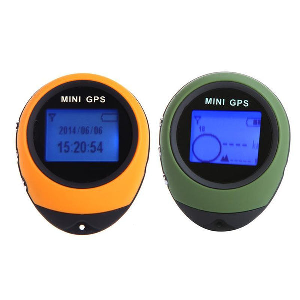 Rechargeable Locator Tracker with Compass