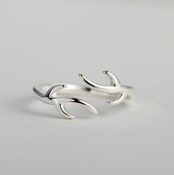 Fashion Antler Ring For Women