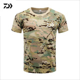 Men DAIWA Fishing T Shirt