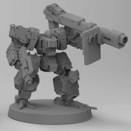 Apex Heavy Mecha
