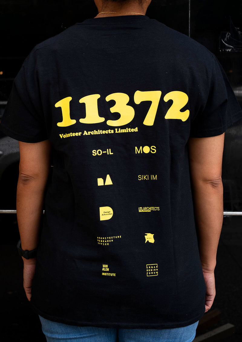 SIKI IM x VOLUNTEER ARCHITECTS LIMITED TSHIRT