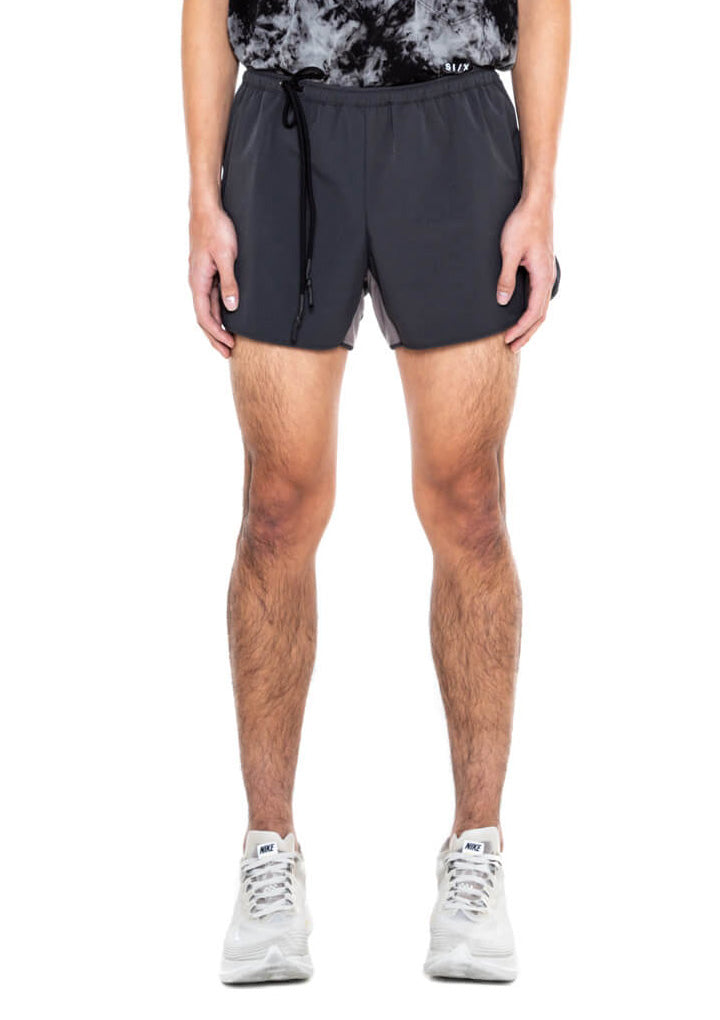 COMPRESSION RUNNING SHORT 2 IN 1