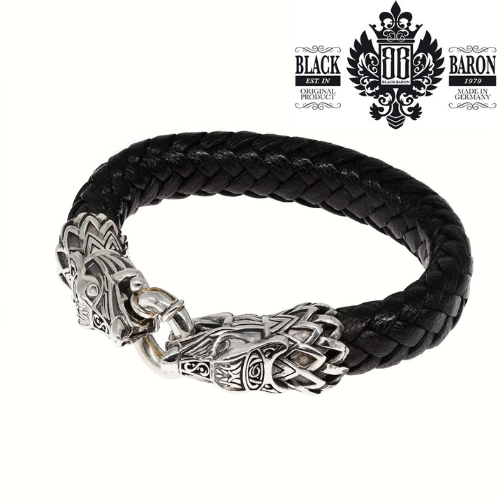 Armband - Dragon Black