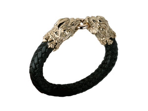 Armband - Heart of Lion, Gold