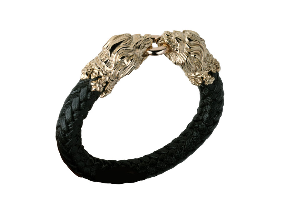Armband - Heart of Lion 585 Gold