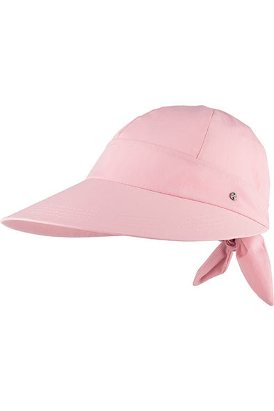 Ladies Bow Cap - Poppy