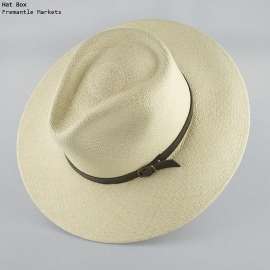 Outback Panama Hat