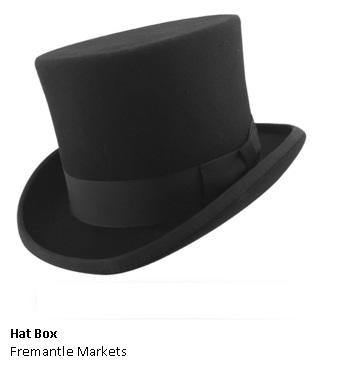 Classic Top Hat Midle Crown