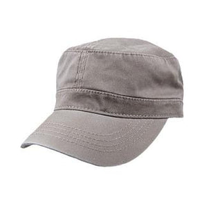 Washed Canvas Cotton Cap