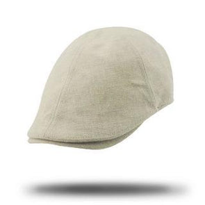 Flat Ivy Cap - Cotton Style SY808