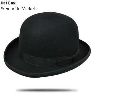 Classic Bowler Hat Derby