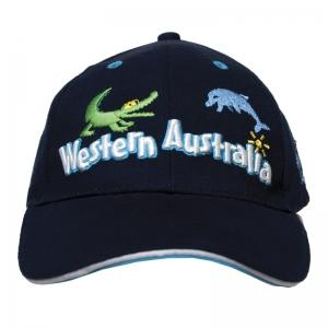 Animals Navy Cap