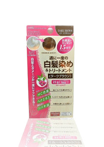 Daiso Hair Colour(Dark Brown)