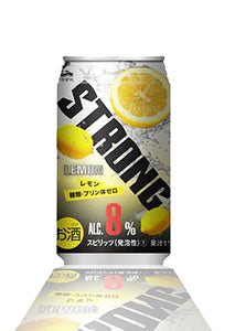STRONG CHU-HI LEMON COCKTAIL   350ml  (Sake)
