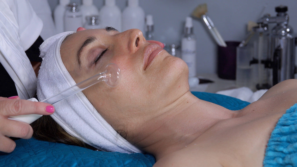 Anti- Aging High Frequency Facial