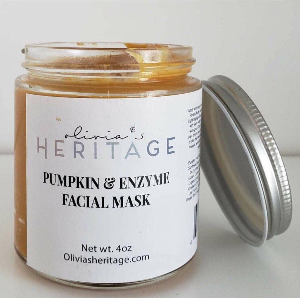Pumpkin & Enzyme Mask