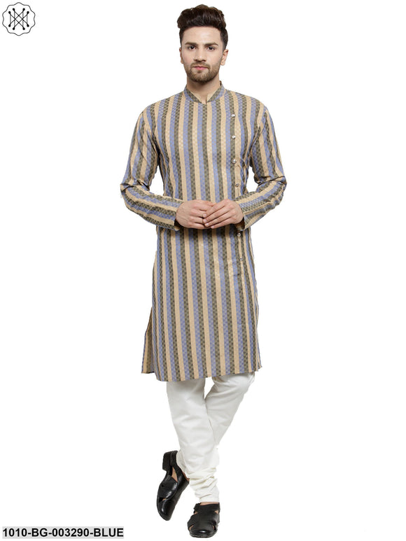 Men's Kurta Pyjama Set