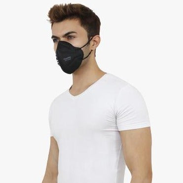 N95 Disposable Anti Pollution & PM2.5 Mask W/O Respirator (Pack of 2)