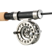 1:1 Fly Fishing Reel BLD 50 / BLD 60 Right Handed Aluminum Alloy Fly Reels Fishing Accessories Carretes De Pesca