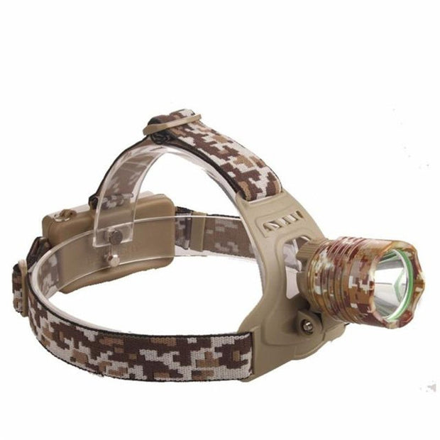 1 3000LM XML XM-L T6 LED 18650 Headlamp Headlight Bike Bicycle Lamp Light HOT Outdoor Brightness Lights For Camping Cycling PJ4