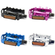 1 Pair Fixed Gear MTB BMX Bicycle Pedals Foot Pegs Outdoor Riding Sport Durable Pedal MTB Road Bike Cycling Pedals