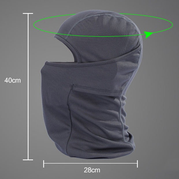 1 Pcs Hot Cycling Mask Breathable Cycle Bike Head Neck Balaclava Full Face Mask Cover Hat Protection
