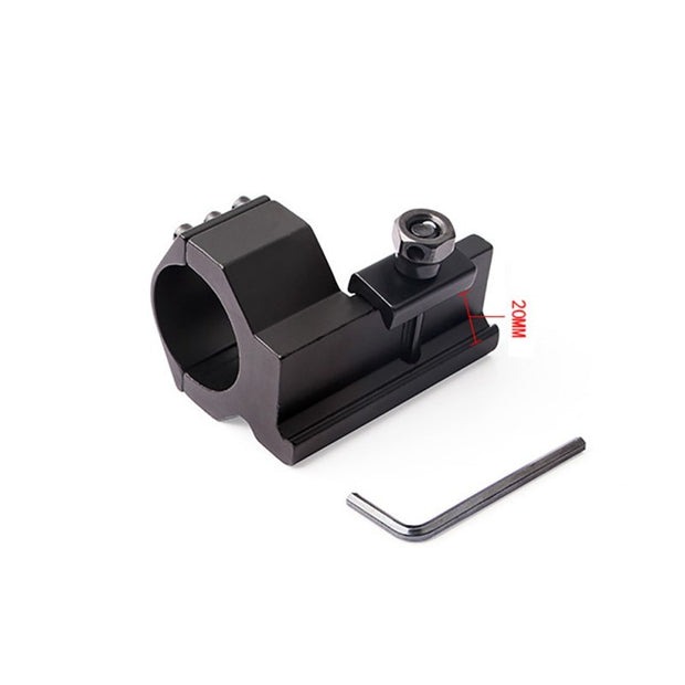 "1"" Rings 30mm Picatinny Weaver Rail Low Profile QD Scope Mount For Rifle Scope Hunting Supplies Drop Shipping"