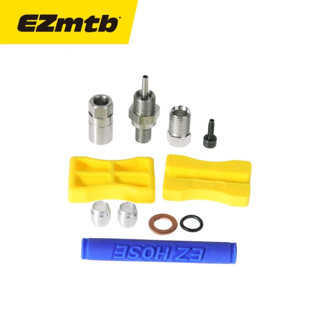 1 Set EZmtb Bicycle Hydraulic Hose Adapter Olive Head Insert Oil Tube For SRAM AVID