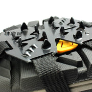 1 Pair New Ice Snow Ghat Non-Slip Spikes Shoes Boots Grippers Crampon Walk Cleats H15 Store No.1535198
