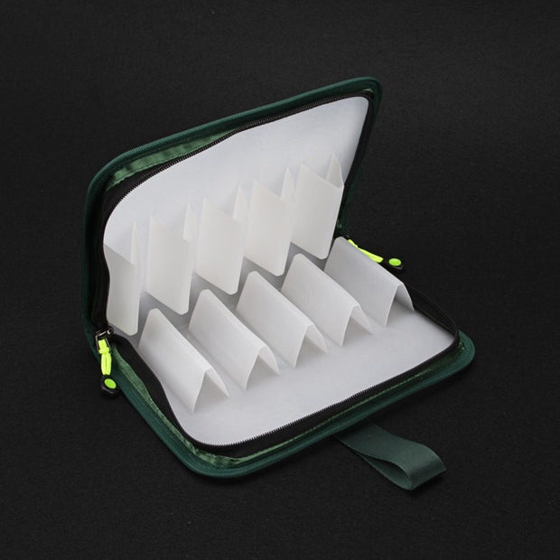 10 Compartments Fishing Box Accessories Tackle Lures Bait Case Shrimp Boxes For Fishing Tackle Baits Compartments Box