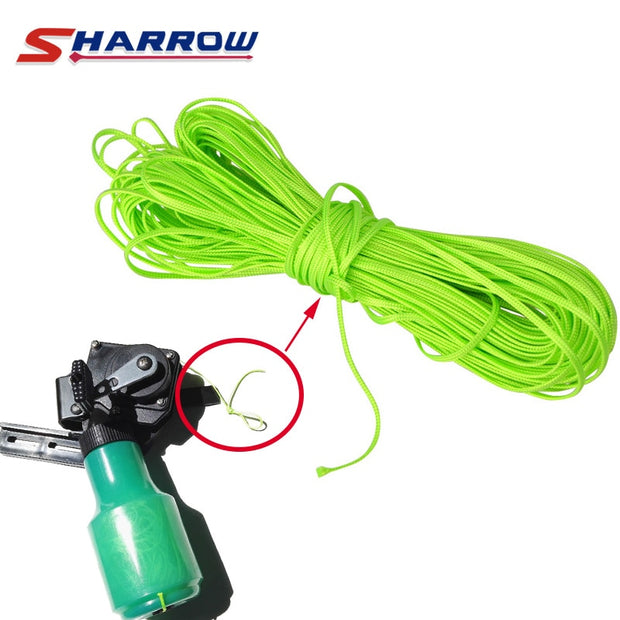 10 Meters 20 Meters Shoot Fish Line Rope Acrylic Green Fish Line