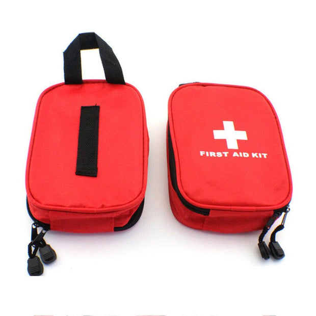 120 Pcs/pack First Aid Kit Outdoor Safe Travel Camping Hiking Medical Emergency Treatment Pack Wilderness Survival Kit